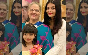Aishwarya Rai Bachchan And Aaradhya Wish Their 'Darling Mommy-Doddaa' Vrinda Rai On Her Birthday With Lovely Snaps