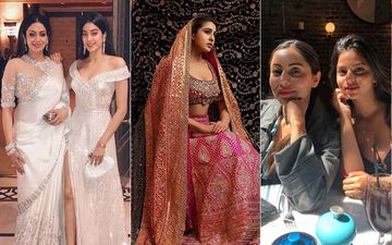 Mother's Day 2020: Janhvi Kapoor, Sara Ali Khan, Suhana Khan And Others Who Are A True Reflection Of Their Powerpuffed Mothers
