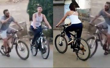 World Bicycle Day: Cycling In The Times Of Coronavirus - It's Safe And Salman Khan, Jacqueline Fernandez Do It Too