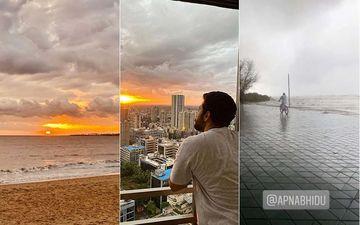 Mumbai, As Seen From The Balcony of Anushka Sharma, Vicky Kaushal, Kiara Advani, Parineeti Chopra And Others