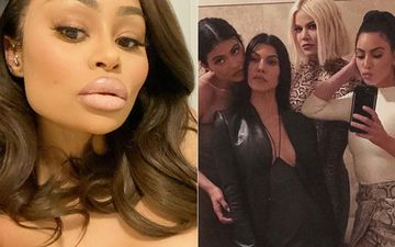 Kardashians Hit Back At Blac Chyna's Racism Allegations Over Canceled Show With Rob: 'She Has Stooped To A New Low'