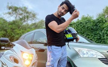 TikTok Star Faisal Shaikh Aka Mr Faisu Loves Posing With His Mean Machines; Cars And Bikes Are His Favourite Backdrop