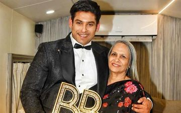 Adorable Pictures Of Sidharth Shukla With His Mother That Prove The Bigg Boss 13 Winner Truly Is A Mama's Boy