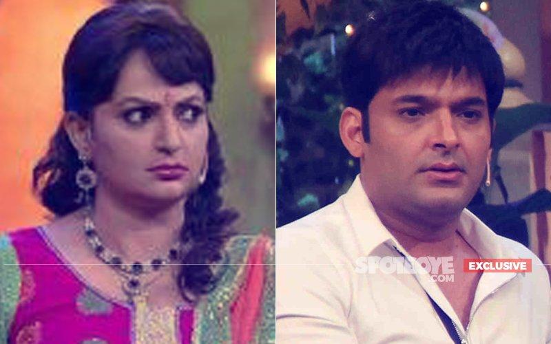 Upasana Singh: Sad That Kapil Sharma Spoke So Badly To SpotboyE Editor