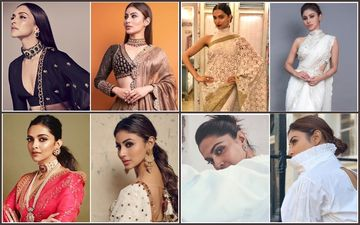 Mouni Roy Is Heavily Inspired By Deepika Padukone's Styling And Here Are 6 Proofs
