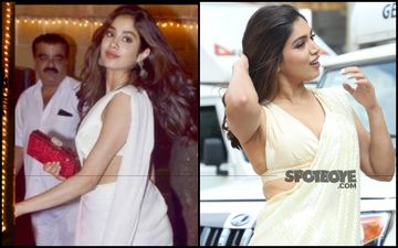 Janhvi Kapoor Vs Bhumi Pednekar- Who Looked Hotter In The Chandni Look?
