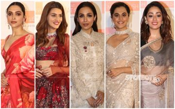 BEST DRESSED & WORST DRESSED At The Lokmat Most Stylish Awards 2019: Deepika Padukone, Kriti Sanon, Malaika Arora, Taapsee Pannu Or Yami Gautam?