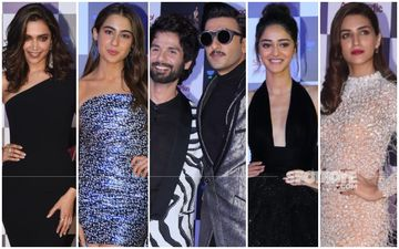 BEST DRESSED & WORST DRESSED At The Star Screen Awards 2019: Deepika Padukone, Sara Ali Khan, Ranveer Singh, Shahid Kapoor, Ananya Panday Or Kriti Sanon?