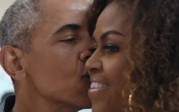 Becoming Trailer Sheds Light Into The World Of Michelle And Barack Obama's Life In and Outside The White House