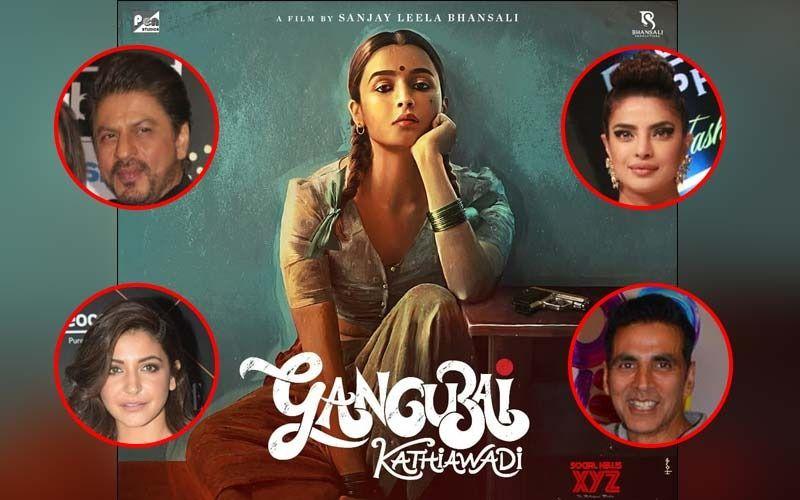 Gangubai Kathiawadi Teaser Celeb Reaction: Shah Rukh Khan, Priyanka Chopra, Akshay Kumar And Others Are Spellbound With Alia's Magic