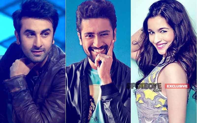 Working With Ranbir Kapoor &  Alia Bhatt Is A Big Deal For Me, Says Vicky Kaushal