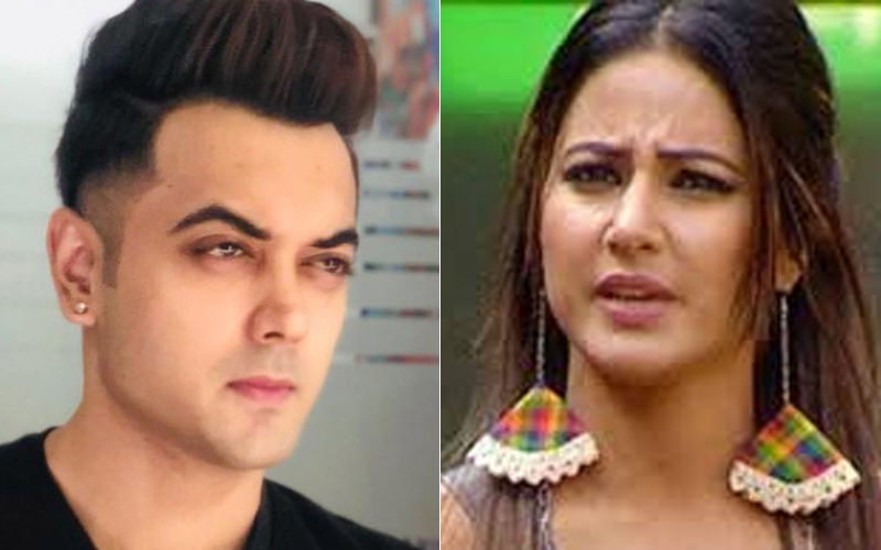 Hina Khan Quips About Fans Trolling Luv Tyagi For Unfollowing Her On Social Media