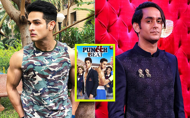 "Priyank Sharma On Vikas Gupta Calling Him ""Unprofessional"" And The ""Reason"" For Not Making Puncch Beat 2"