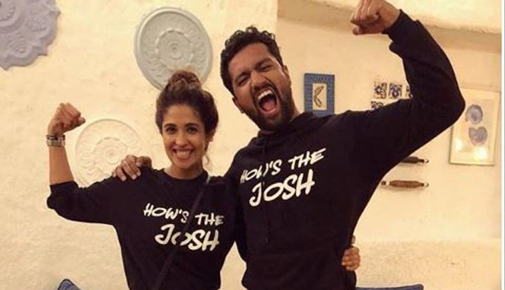 Vicky Kaushal And Harleen Sethi Call It Quits? The Josh Is Not-So-High After All