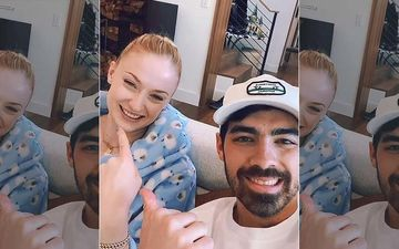 Pregnant Sophie Turner Reveals She Is More 'Grumpy, Spoilt And Annoying' Than Joe Jonas In TikTok Couples Challenge Video
