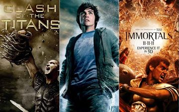 Clash Of The Titans, Percy Jackson, Immortals And More; Here Are 5 Mythological Films For You To Just Binge