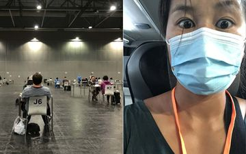 Journalist Documents Her Experience Flying Overseas During Coronavirus Pandemic; It's A Total FLIP Of What We've Ever Known-WATCH
