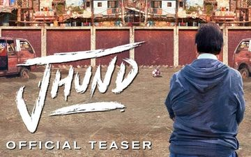 Jhund Teaser: Amitabh Bachchan's Team And His Impressive Narration Has Got Us Excited For The Film