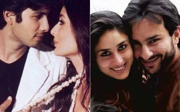 Kareena Kapoor Khan Once Said It Would Be 'AMAZING' Being Stuck With Saif Ali Khan And Shahid In A Lift; Would Ask Them THIS Question