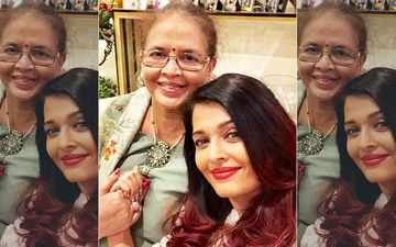 Aishwarya Rai Bachchan Sharing A Meal With Mom Sitting On The Floor After Being Crowned Miss World Is Truly Humbling-PIC INSIDE