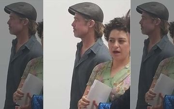 Brad Pitt's Rumoured GF Alia Shawkat Flies Out Of LA; Travels Solo After Being Spotted With Brad Several Times