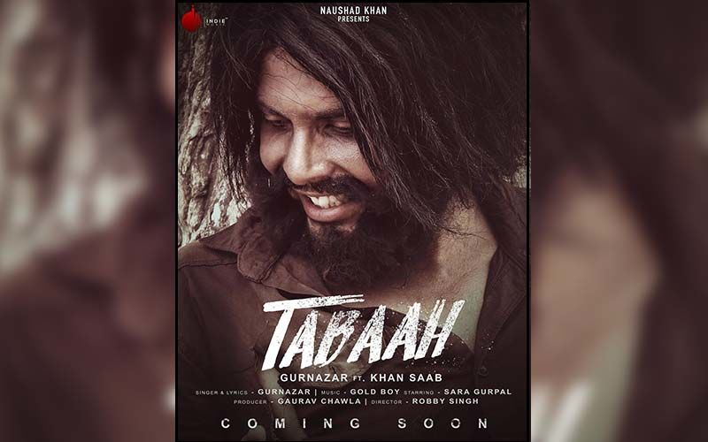 Gurnazar Chattha's New Song 'Tabaah' Released