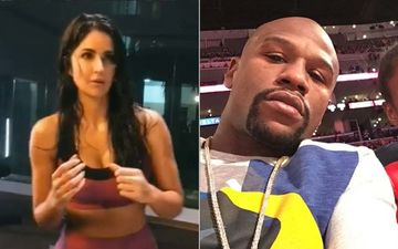 Katrina Kaif To Collaborate With Ace Boxer Floyd Mayweather? Her Sultry Boxing Video Hints At It