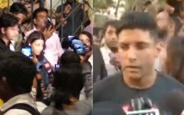 CAA Protest: Farhan Akhtar, Swara Bhasker, Huma Qureshi, Sushant Singh Join The Protest In Mumbai