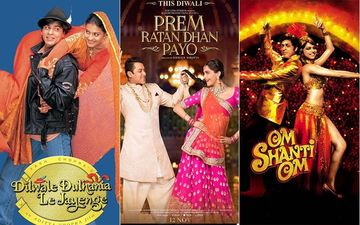 Diwali 2019: Prem Ratan Dhan Payo To Om Shanti Om, Films That Turned Out To Be Blockbusters On This Auspicious Day