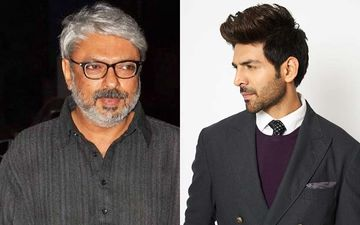 'Kartik Aaryan Not Being Considered For Any SLB Project,' Bhansali's Office Denies Collaborating With The Actor