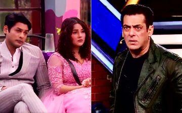 Bigg Boss 13: Salman Khan Calls HMs IDIOTS; Asks Shehnaaz Gill, Sidharth Shukla, Asim Riaz, Bhau To Pack Bags