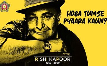 Rishi Kapoor Death: Mumbai Police Pays Heartfelt Tribute To The Veteran Actor: 'You Shall Forever Remain 'Not Out' In Our Hearts'