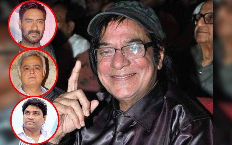 Actor Jagdeep Passes Away: Ajay Devgn, Johny Lever, Hansal Mehta And Others Offer Heartfelt Tribute