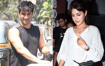 Rhea Chakraborty Claims Sushant Singh Rajput And Many Co-Stars Consumed Drugs During Kedarnath Shoot; Says He Made Her Type Texts For Drugs