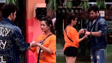 Bigg Boss 13: Rashami Desai Gives Salsa Dance Lessons To Paras Chhabra; Fans Are Loving This Much-Needed Positivity On The Show-VIDEO