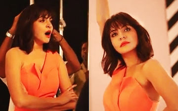 Anushka Sharma Yawning At Work In This BTS Video Is All Of Us Waiting For The Weekend