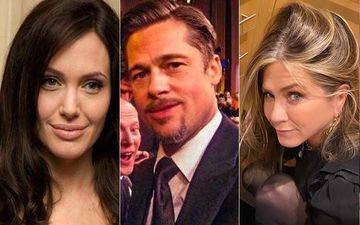 Throwback To Jennifer Aniston's Remarks On Angelina Jolie And Brad Pitt Post Split; Calls Jolie 'Uncool'