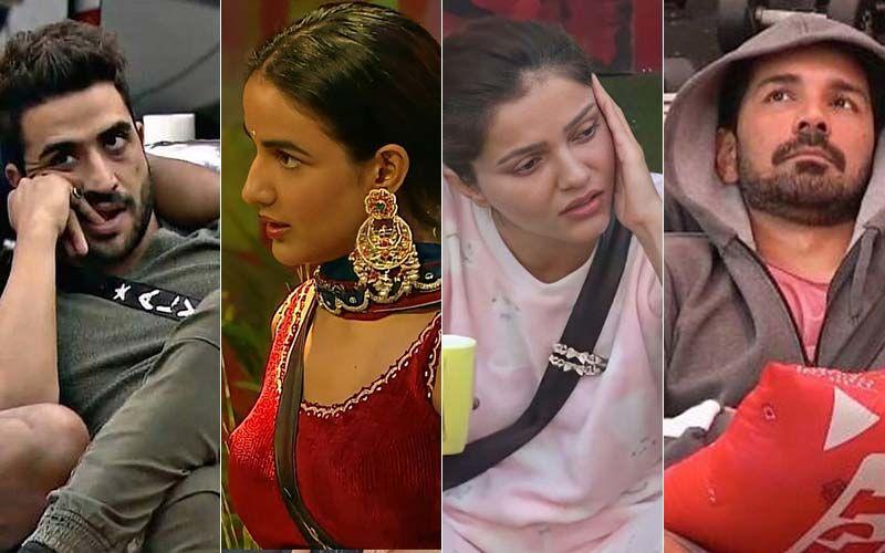 Bigg Boss 14: Aly Goni, Jasmin Bhasin, Rubina Dilaik, Abhinav Shukla NOMINATED This Week As Punishment For Discussing Nominations