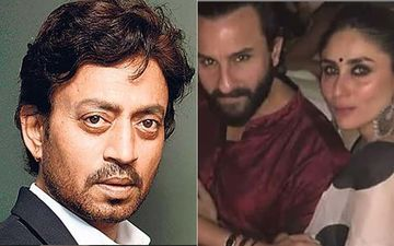 Irrfan Khan Death: Kareena Kapoor Khan And Saif Ali Khan Condole His Demise, 'Life Can Be Cruel'