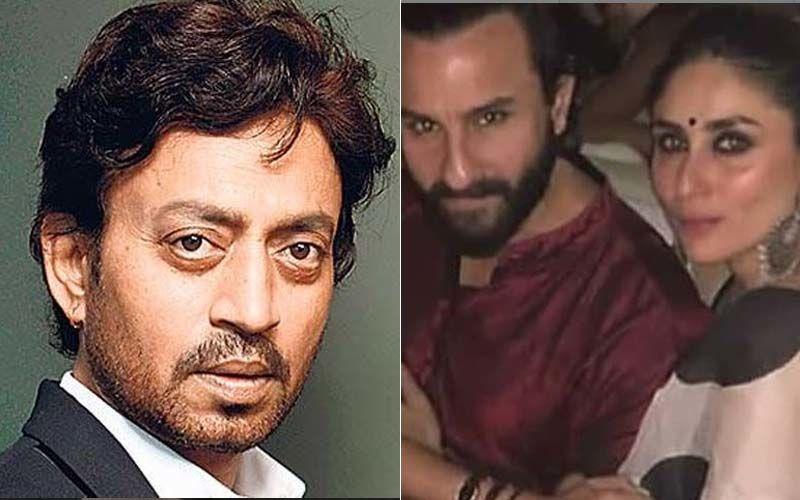 Irrfan Khan Death: Kareena Kapoor Khan And Saif Ali Khan Condole His Demise, 'Life Can Be Cruel'