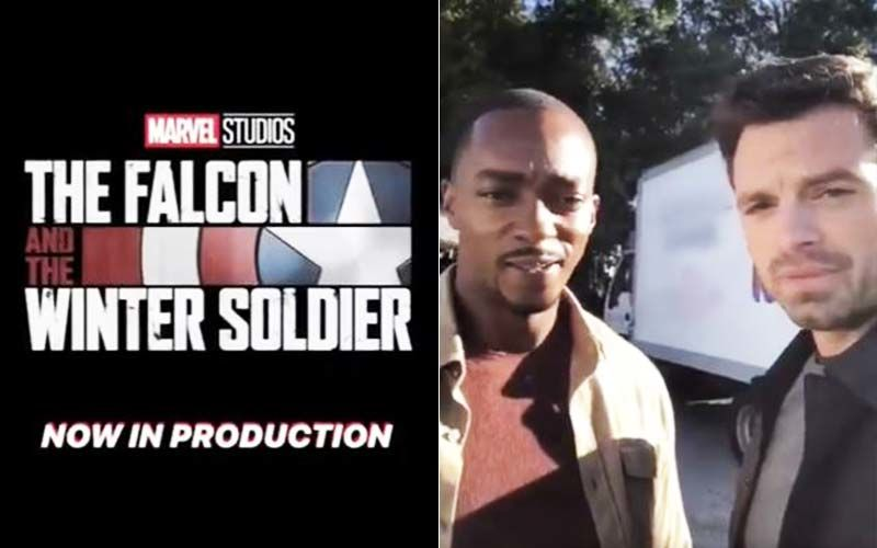 Marvel's Falcon And Winter Soldier Begins Filming; Sneak Peek Video Of Sebastian Stan And Anthony Mackie Out