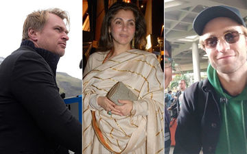 Christopher Nolan, Robert Pattinson And Dimple Kapadia To Shoot For Tenet In Grant Road Starting Tonight