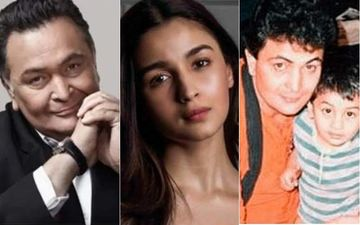 Rishi Kapoor Demise: Alia Bhatt Pens A Heartbreaking Note Of Knowing Rishi Personally For The Past Two Years Along With A Pic Of Ranbir
