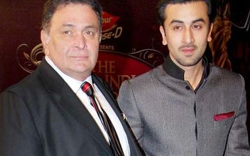 When A Shy Ranbir Kapoor Stood Nervously In The Corner While Rishi Kapoor Said 'It's All Up To Him, He's The New Generation'-VIDEO