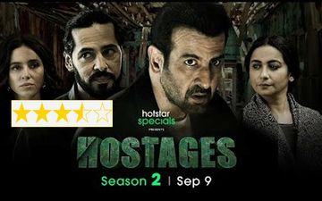 Hostages 2 Review: Ronit Roy Starrer Takes Things A Notch Higher In The Second Season; The Gripping Crime Thriller Will Keep You On The Edge Of Your Seat