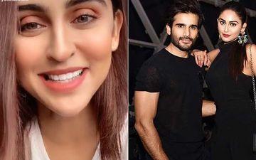 Krystle D'Souza Says Her Ex Said He Couldn't Live Without Her But 'Saala Abhi Bhi Jee Raha Hai'; Hinting At Karan Tacker? - VIDEO