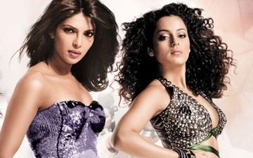 Kangana Ranaut Recalls Working With Priyanka Chopra As Fashion Turns 12: 'She Didn't Treat Me Like A Kid, Felt Like She's A Friend'