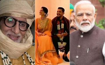Newlywed Aditya Narayan Is Elated To Receive Special Letters From PM Narendra Modi And Amitabh Bachchan; Thanks Them For Their Blessings