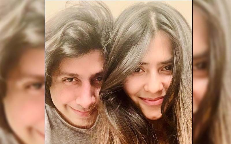 Ekta Kapoor Keeps Fans Guessing As She Posts A Love-Filled Picture With Her Mystery Man, Says 'Will Tell All Soon'; Wedding Bells Ringing?