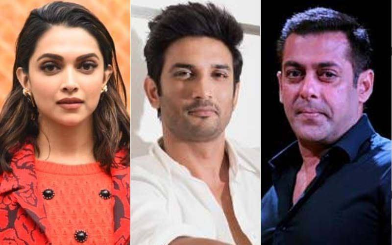 Sushant Singh Rajput Death: Deepika Padukone Reminds All 'You Are Not Alone'; Salman Khan Mourns Actor's Demise